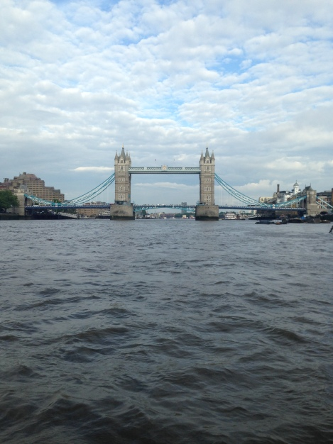 Tower Bridge, Photo by Kelsey Burnside, used with permission by the Honors Program at Ferris State