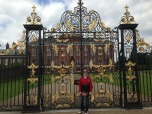 Kensington Palace, Photo by Kelsey Burnside, used with permission by the Honors Program at Ferris State
