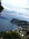 The View of the top of Capri, Photo by Zachary Kramer, used with permission by the Honors Program at Ferris State