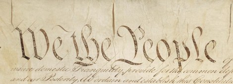 Image from wikimedia commons: http://commons.wikimedia.org/wiki/File:Constitution_We_the_People.jpg