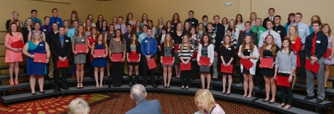 2014 Honors Students