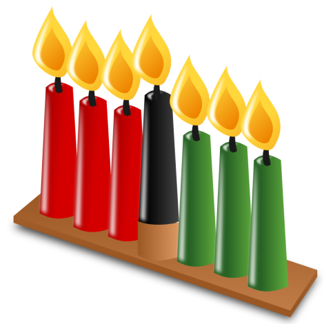 CC-licensed from OpenClipart.com: https://openclipart.org/detail/94081/kwanzaa-icon-by-nicubunu