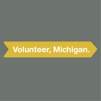 Volunteer Michigan Logo