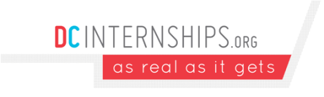 DC Internships Logo courtesy of DC Internships.org