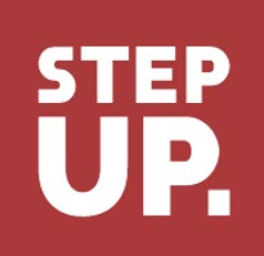 Step UP logo.