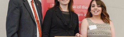 Outstanding Professor Jennifer Johnson. Courtesy of Ferris State University's SmugMug https://ferrisphotos.smugmug.com/