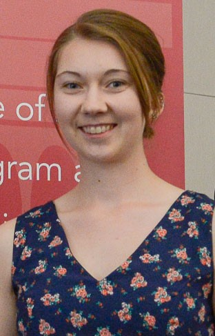 Honors Student, Rachel LaBreque. Image by the Honors Program at Ferris State University.