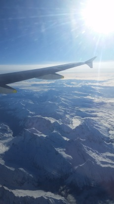Ariel of the Alps. Courtesy of Ferris State University Honors student, Noah Blower.