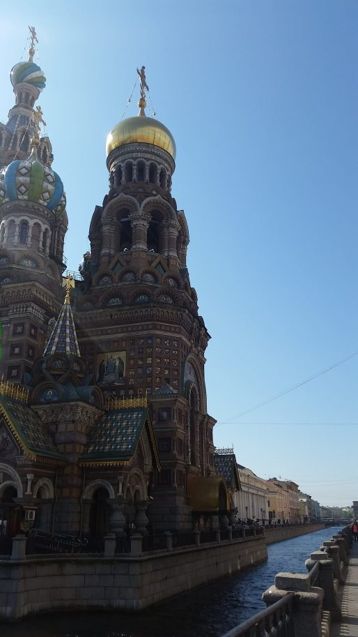 Russia. Courtesy of Ferris State University Honors Program student, Hannah Lamberg.
