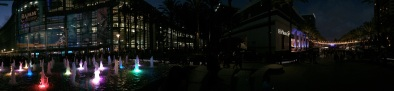 Hotel for NAMM. Courtesy of the photographer; honors student, Bianca Broniec.