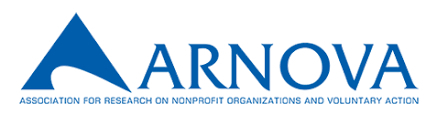 ARNOVA Logo. Courtesy of the Volunteer Center at CLACS at Ferris State University. https://orgsync.com/18804/news_posts/229365