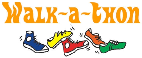 Walk-a-thon Logo. Courtesy of the Volunteer Center at Ferris State University. https://orgsync.com/18804/news_posts/236657