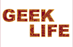 Geek Life Logo. Courtesy of the Honors Programming Board at the Honors Program at Ferris State University.