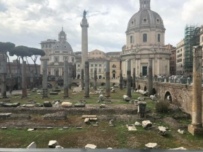 Rome, Italy. Courtesy of Honors student, Arianna Lozano.